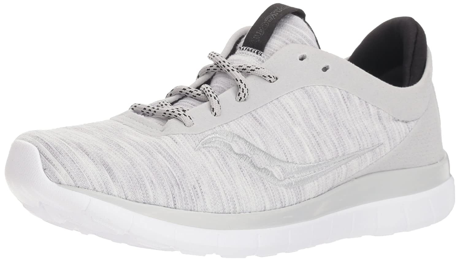 Saucony Women's Liteform Escape Sneaker B077XZQNVB 6 M US|Light Grey