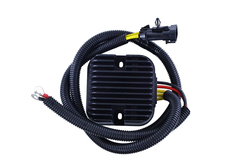 Mosfet Voltage Regulator Rectifier For Polaris Scrambler Sportsman X2 HO 550 850 1000 2010 2011 2012 2013 204 2015 2016 OEM Repl.# 4012678 RMSTATOR