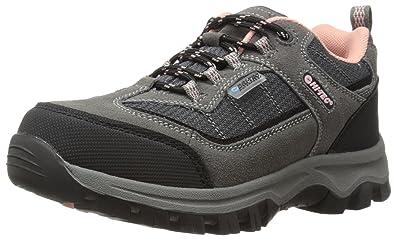 Hi-Tec Hillside Low Waterproof JR Hiking Shoe (Toddler/Little Kid/Big