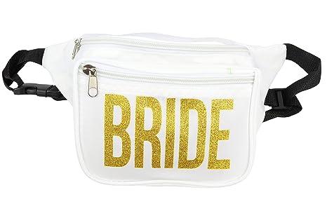 fd0ba9b3d982 Bachelorette Party Bride Fanny Pack - Bride Squad Phanny Packs
