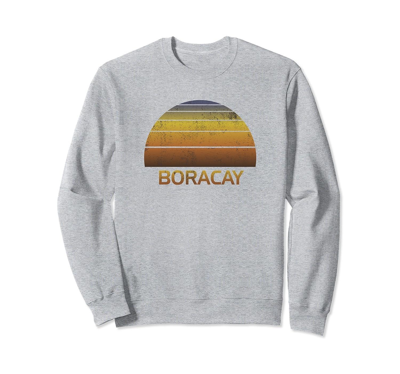 Boracay Souvenir Sweatshirt - Family Vacation Apparel-alottee gift