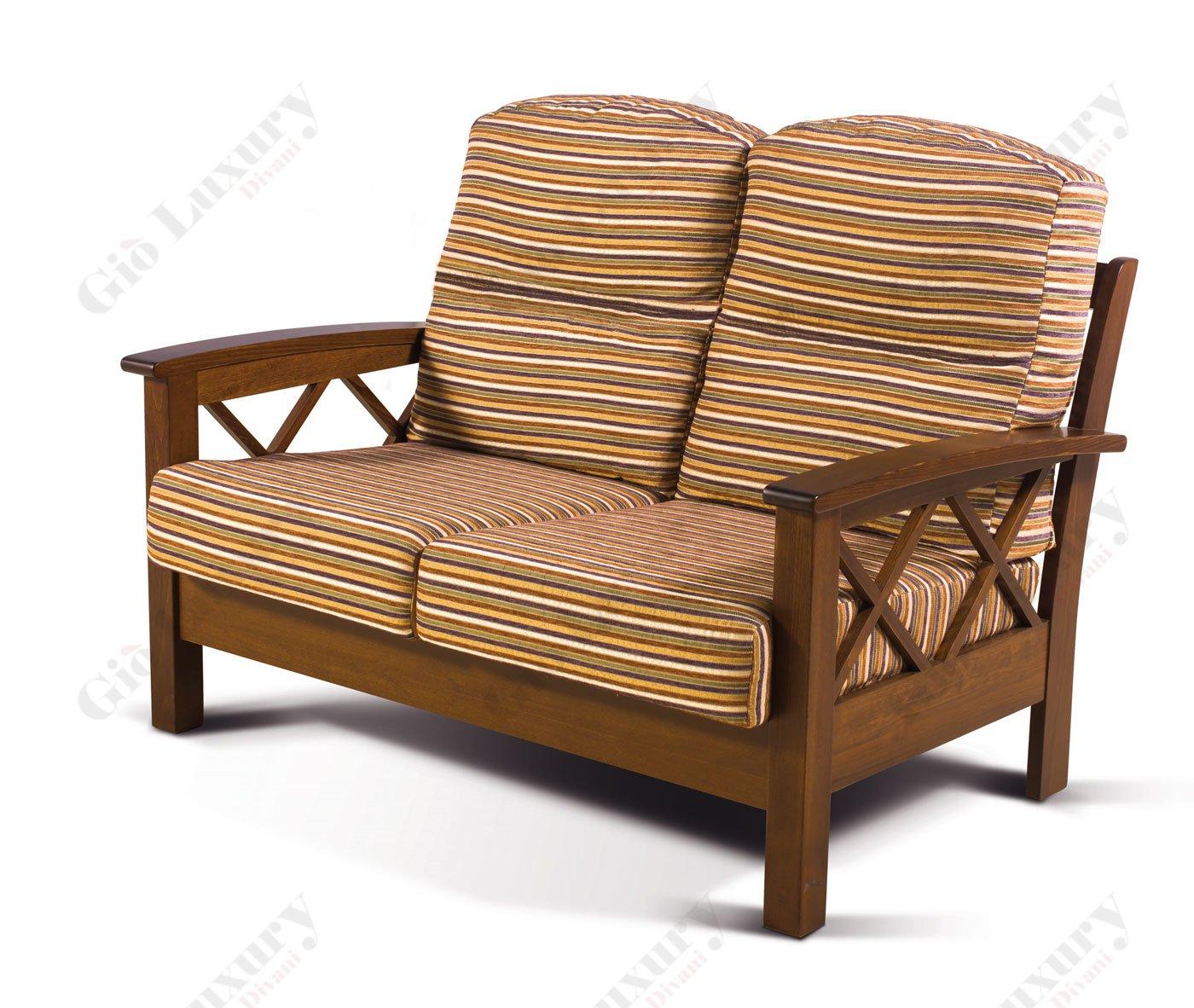 Divani in legno arte povera 28 images divano 3 posti - Divani letto rustici in legno ...