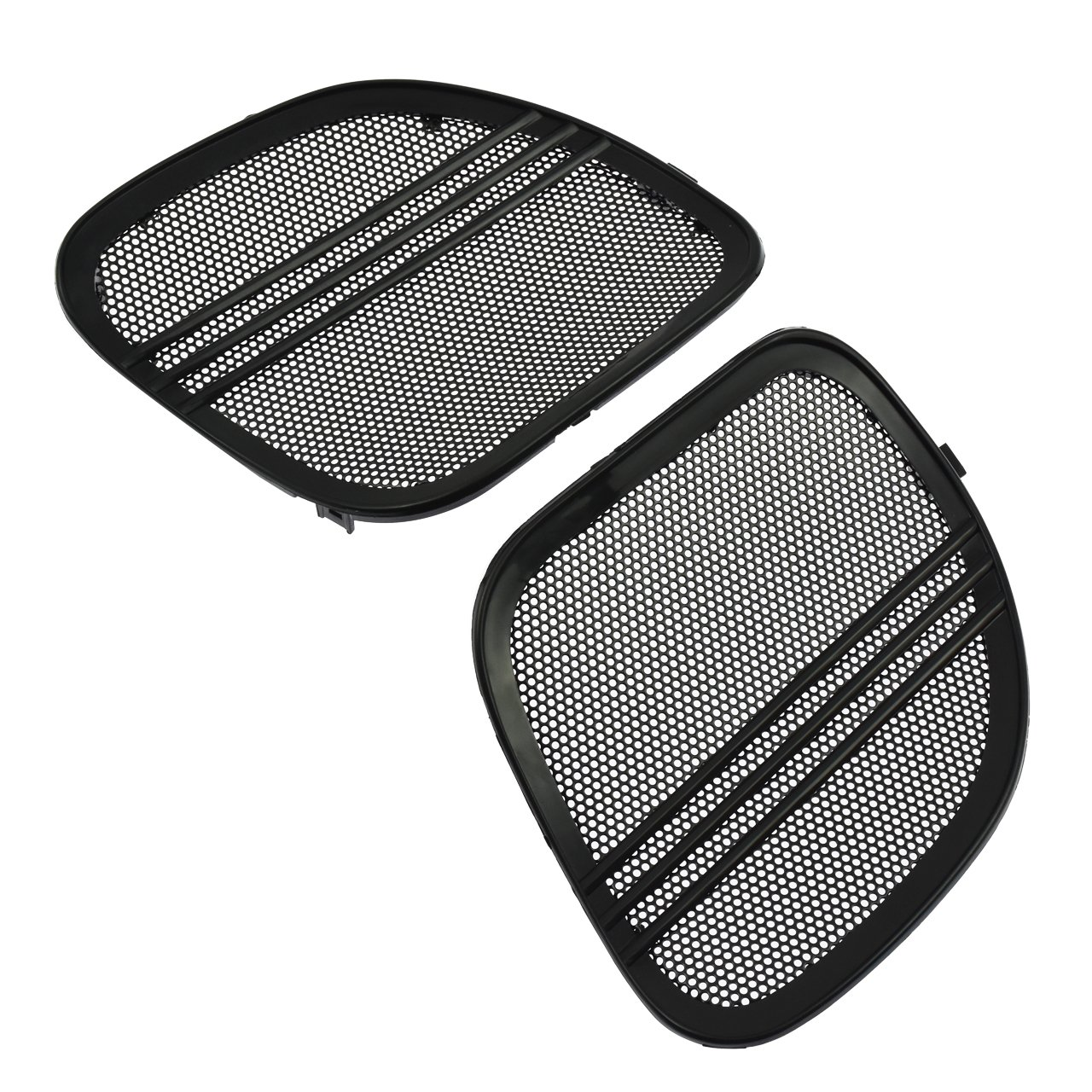 Amazon.com: rebacker moto tri-line altavoz parrillas ...