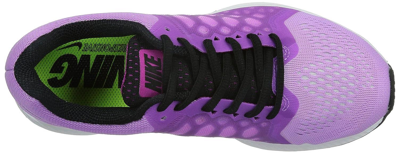 Amazon.com | Nike Womens Air Zoom Pegasus 31 Fuchsia Glow/Blk/White/Antrctc  Running Shoe 7 Women US | Road Running
