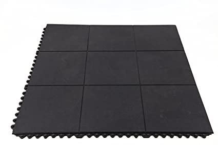 Amazon Incstores Evolution Rubber Floor Tiles Equipment Mats