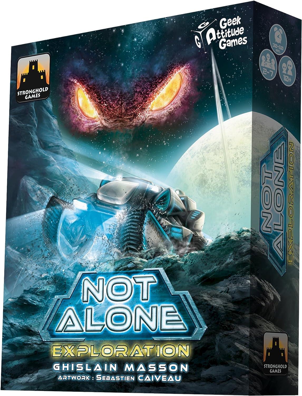 Stronghold Games STG07110 Not Alone Exploration - Juego de Mesa [Importado de Alemania]: Amazon.es: Juguetes y juegos