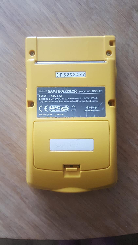 Game boy color palette - Amazon Com Game Boy Color Kiwi Nintendo Game Boy Color Video Games