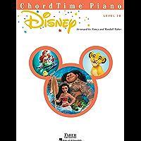ChordTime Piano Disney: Level 2B book cover