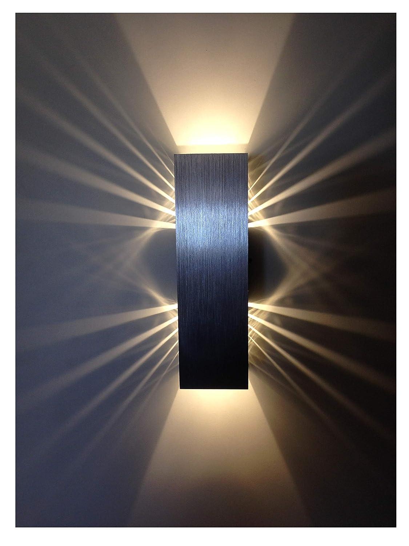 Spiceled Shineled 6 Wandleuchte 2x3w Warmwei Schatteneffekt Led Circuit Series 5b15dledcircuitjpgd High Power Wandlampe Dimmbar Kche Haushalt