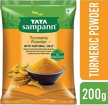 Tata Sampann Turmeric Powder Masala, 200g