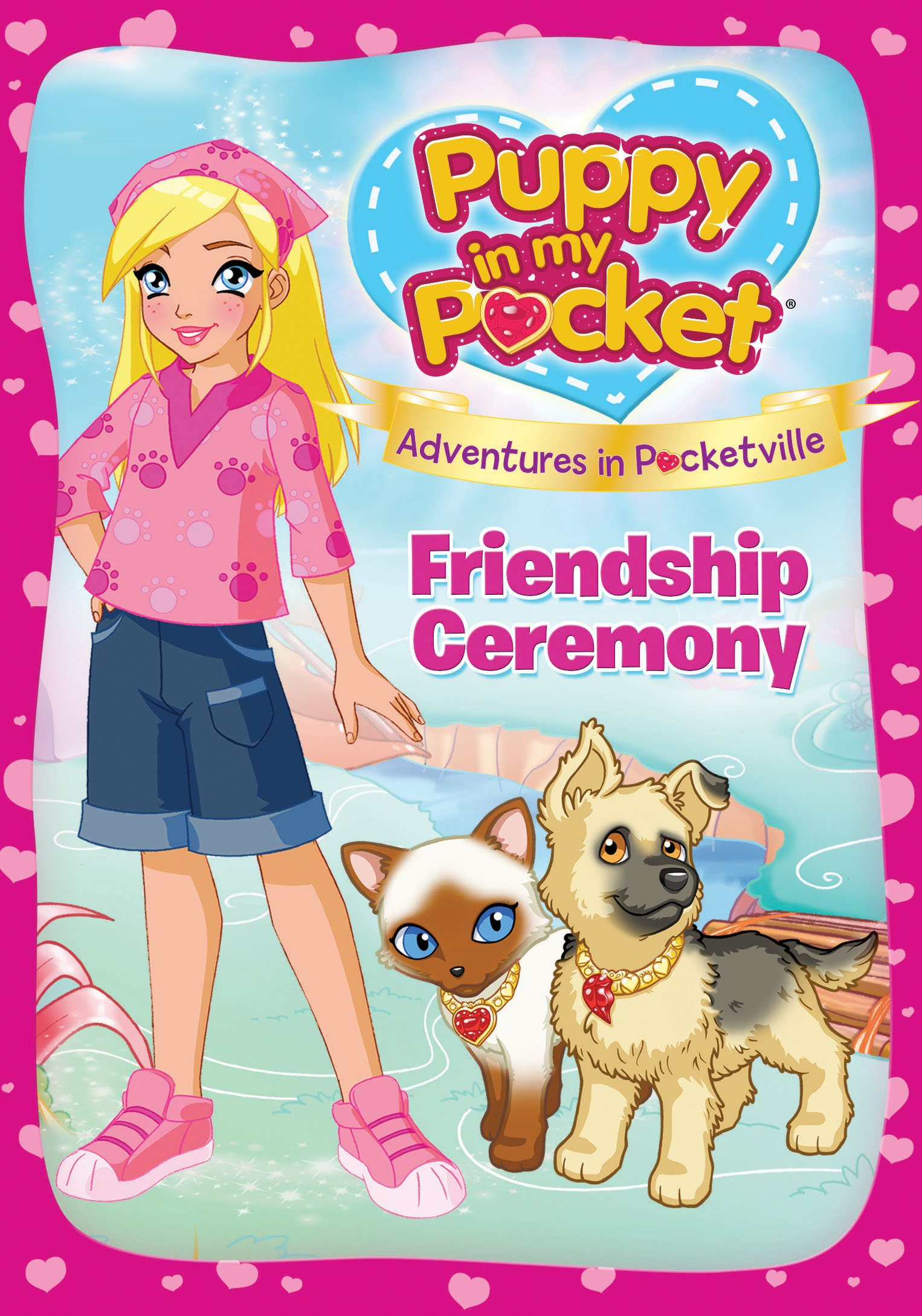 DVD : Puppy In My Pocket: The Friendship Ceremony (DVD)