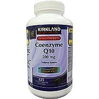 Kirkland Signature Coenzyme Q10 Natural Source 200 Mg, 225 Softgels