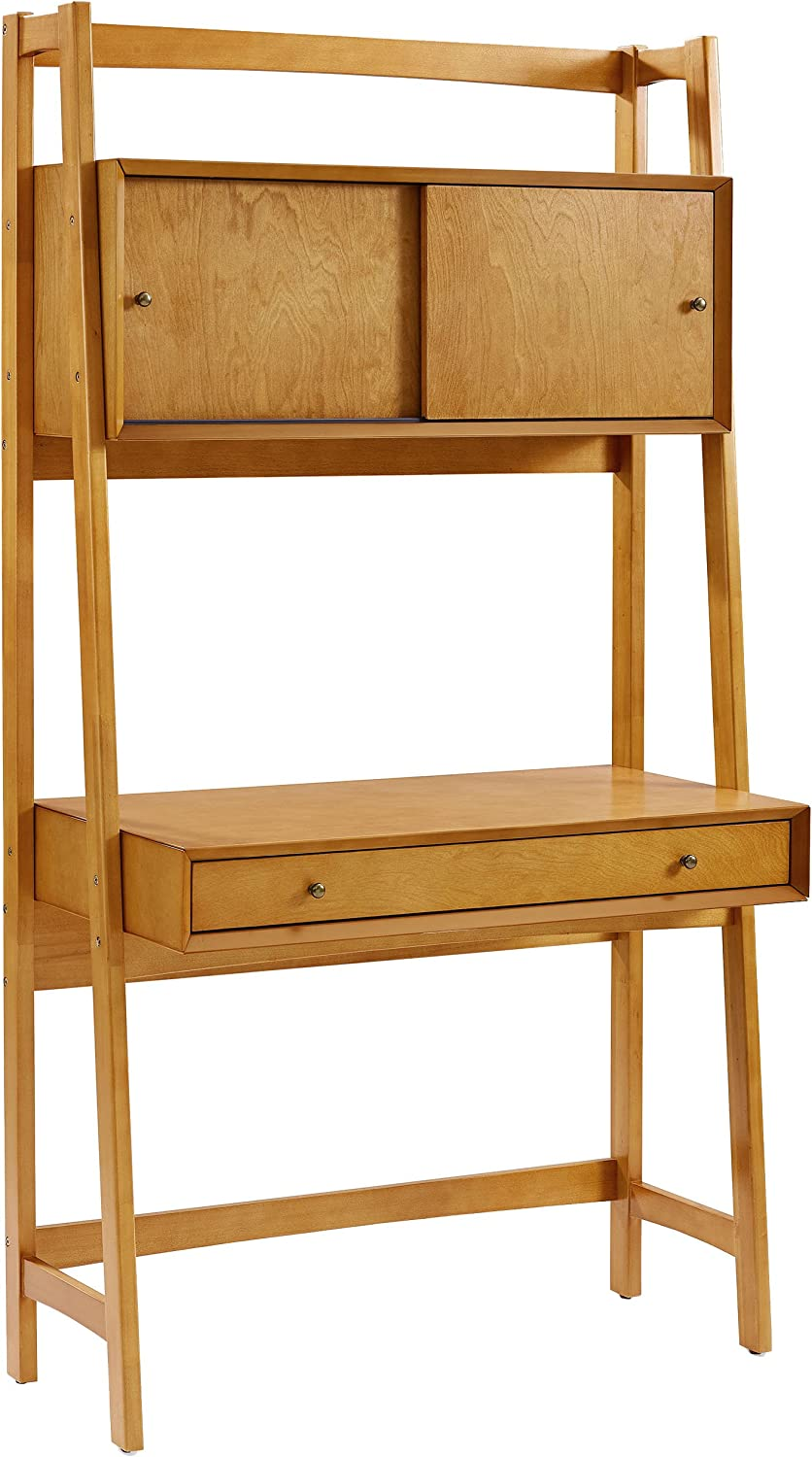 Crosley Furniture Landon Wall Desk - Acorn