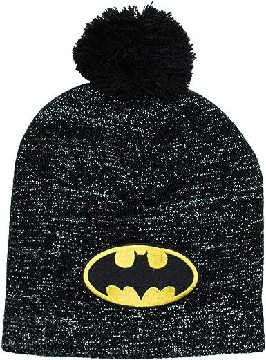 Fictional superhero Hat Embroidered Design Batman Beanie