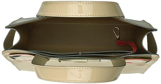 bbd1267592 Orla Kiely Glass Leather Linked Margot Bag