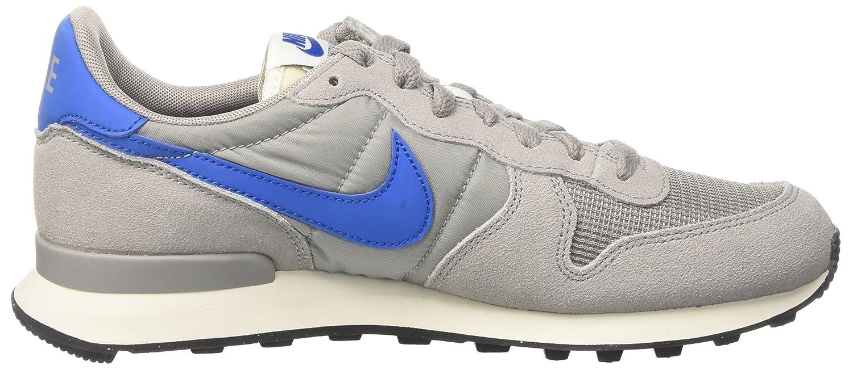 timeless design 73364 26742 Nike Herren Internationalist Laufschuhe, Grau (Matte Silver Blue Spark Sail    Black 004), 39.5 EU  Amazon.de  Schuhe   Handtaschen
