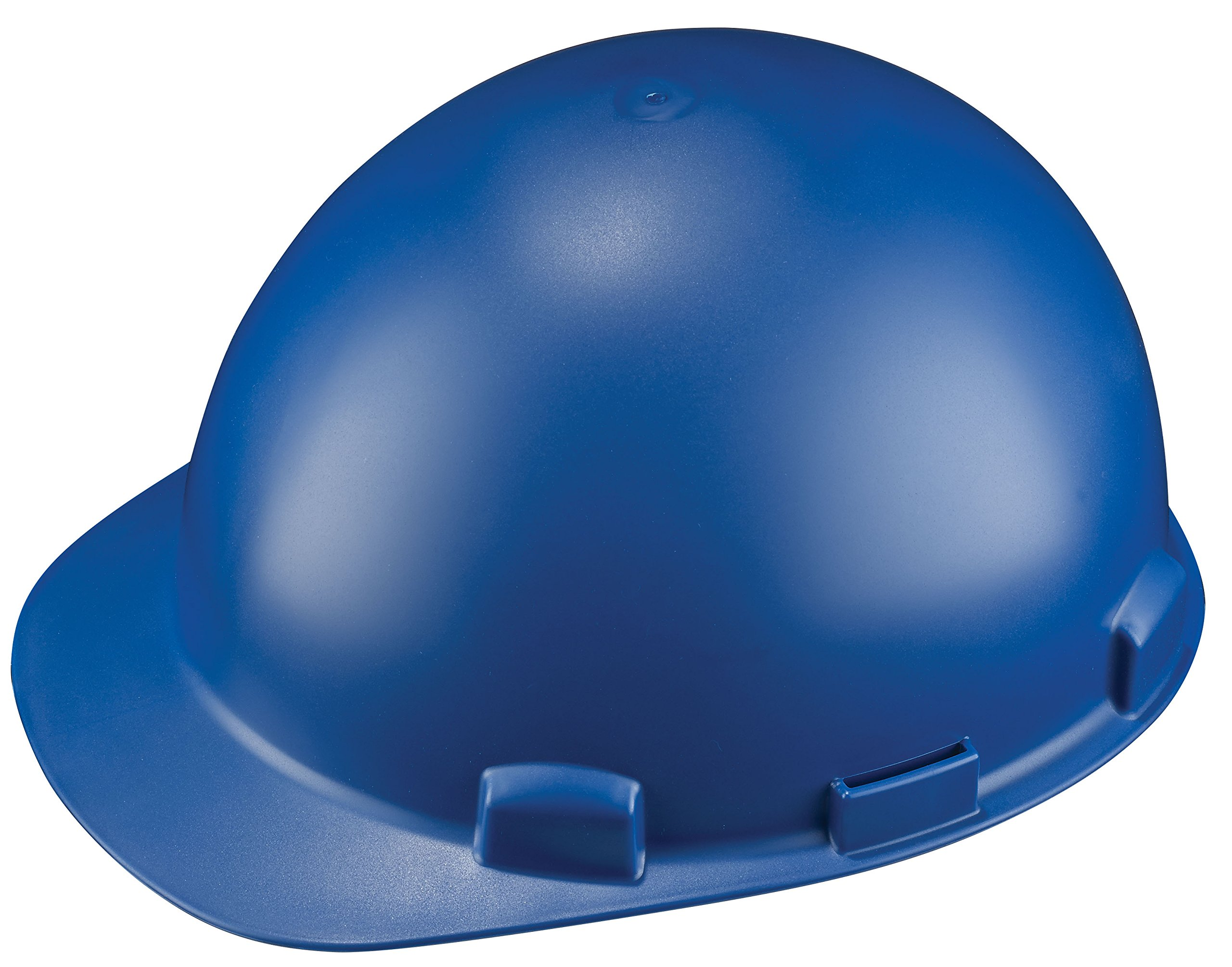 Dynamic Safety HP841R/71 Stromboli Hard Hat with 4-Point Nylon Suspension and Sure-Lock Ratchet Adjustment, ANSI Type I, One Size, Steel Blue