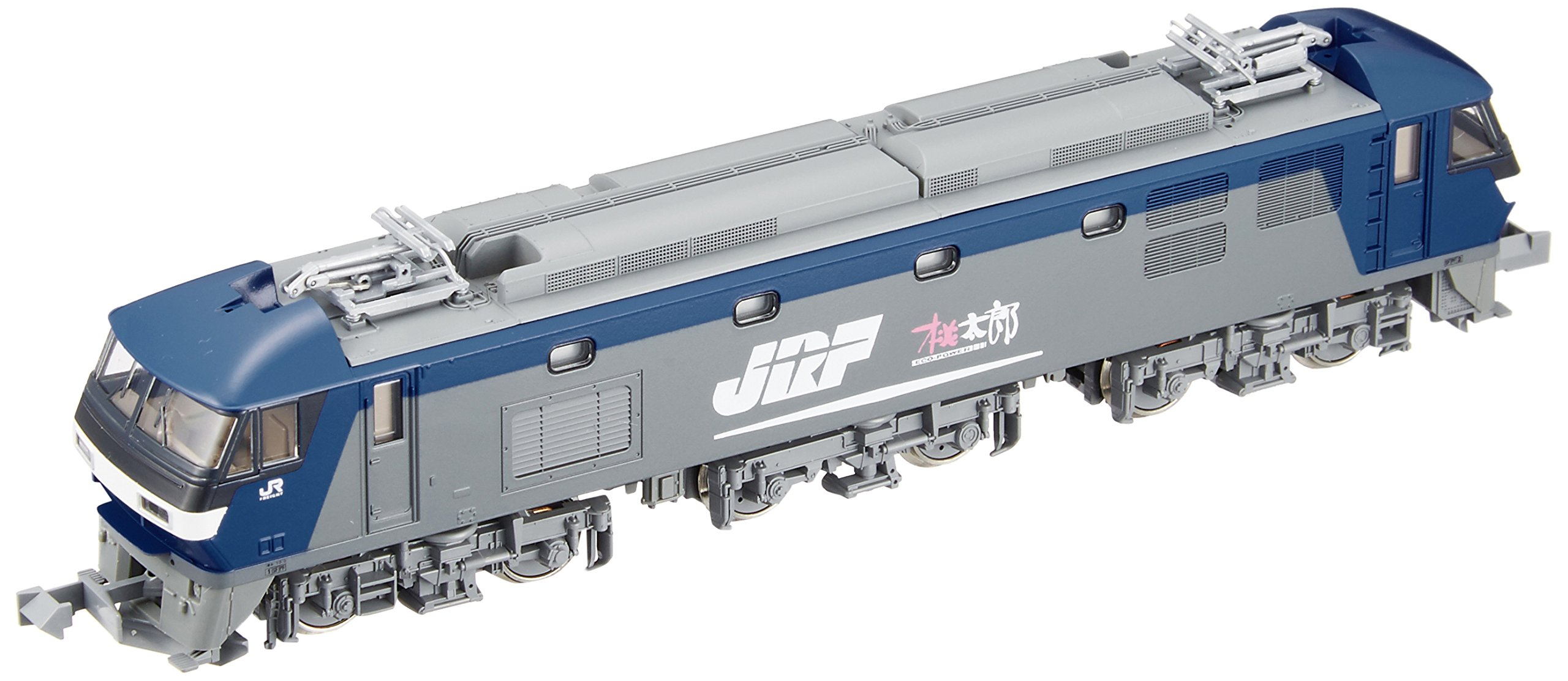 Kato 3034-3 Ef210-100 Electric Locomotive With Single-Armed Pantograph