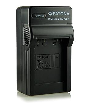 Cargador NB-6L para Canon Digital Ixus 85 IS, 95 IS, 105, 200 IS, 210 IS, 300 HS y 310 HS, Canon PowerShot D10, D20, S90, S95, SX240 HS, SX260 HS, ...