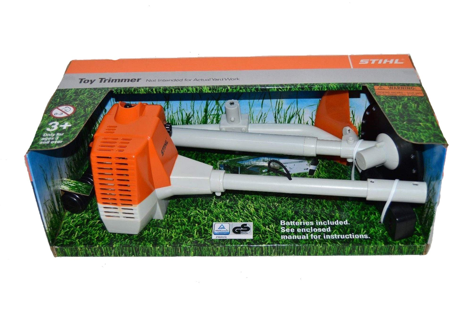 Stihl Battery Operated Brushcutter Strimmer Children Kids Realistic Toy by Stihl
