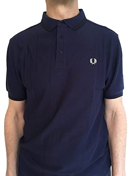 2f6fecc02 Fred Perry Men s Drop Stitch Pique Polo Shirt