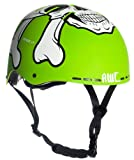 AWE® MEET YOUR MAKER™ BMX Helmet Green 55-58cm FREE 5 YEAR CRASH REPLACEMENT*