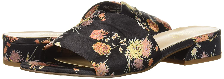 Franco Sarto Women's Frisco Slide Sandal B0771V4N7X 7.5 B(M) US|Multi