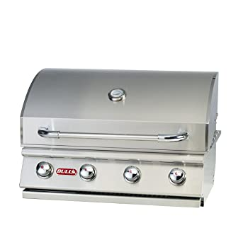 BULL OUTDOOR 810sq. in 4-Burner Gas Grill