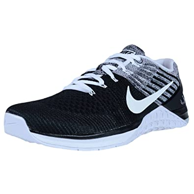 3780f4ff8fbeda Nike Metcon Xds Flyknit Cross Training Chaussures Noir/Blanc 13 D (M) des
