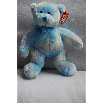 TY Laguna the Bear Beanie Baby by TY~BEANIE BEARS: Toys & Games