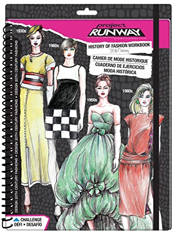 Buy Project Runway History Of Fashion 20th Century Workbook Online At Low Prices In India Amazon In
