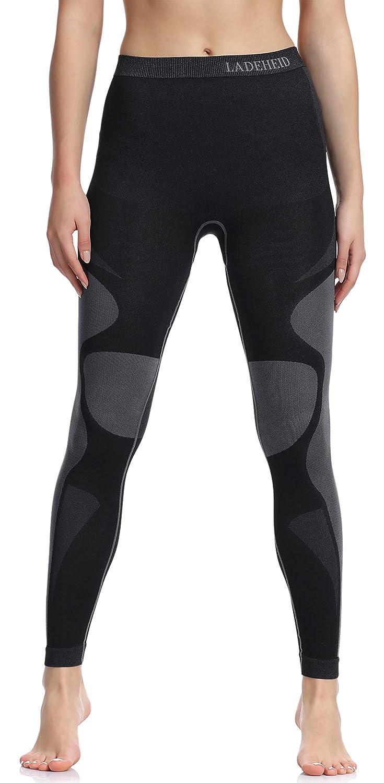 Ladeheid Women's Functional Underwear Long Johns Thermoaktiv