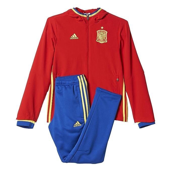 adidas Federación Española de Fútbol 2016 - Traje de chándal para niños