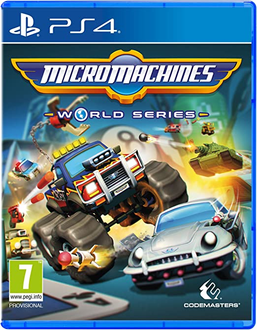 Micro Machines: World Series - Xbox One [Importación inglesa ...