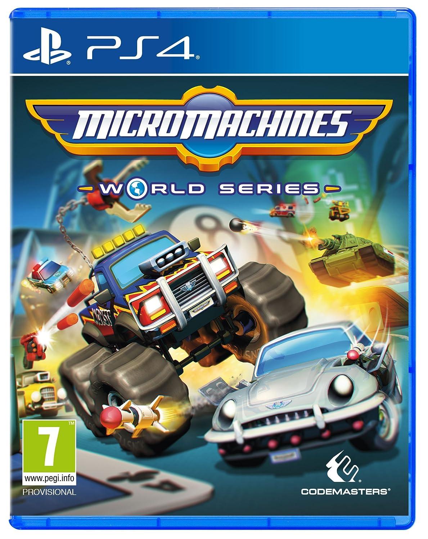 Micro Machines: World Series - PlayStation 4 [Importación inglesa]: Amazon.es: Videojuegos