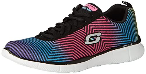 Skechers Damen Equalizer Expect Miracles Sneaker