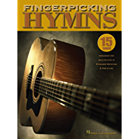 Fingerpicking Hymns Songbook book cover
