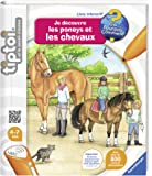 Ravensburger - 00647 - Tiptoi - Livre - Découvre Poney - Chevaux