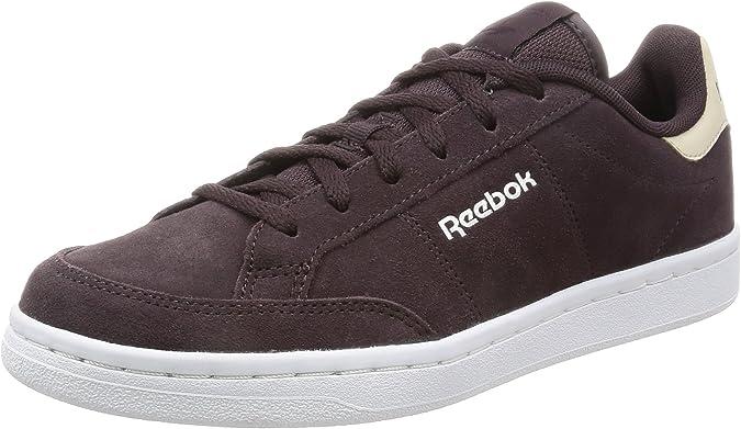Reebok Royal Smash SDE, Zapatillas de Deporte para Mujer, Morado (Urban Plum/Stucco/White/Silver), 38.5 EU: Amazon.es: Zapatos y complementos