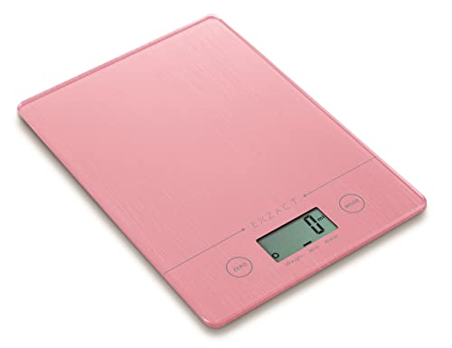 Exzact EX9150 Super Slim (1.4 CM) Electronic Kitchen Scale/Food Weighing  Scale/
