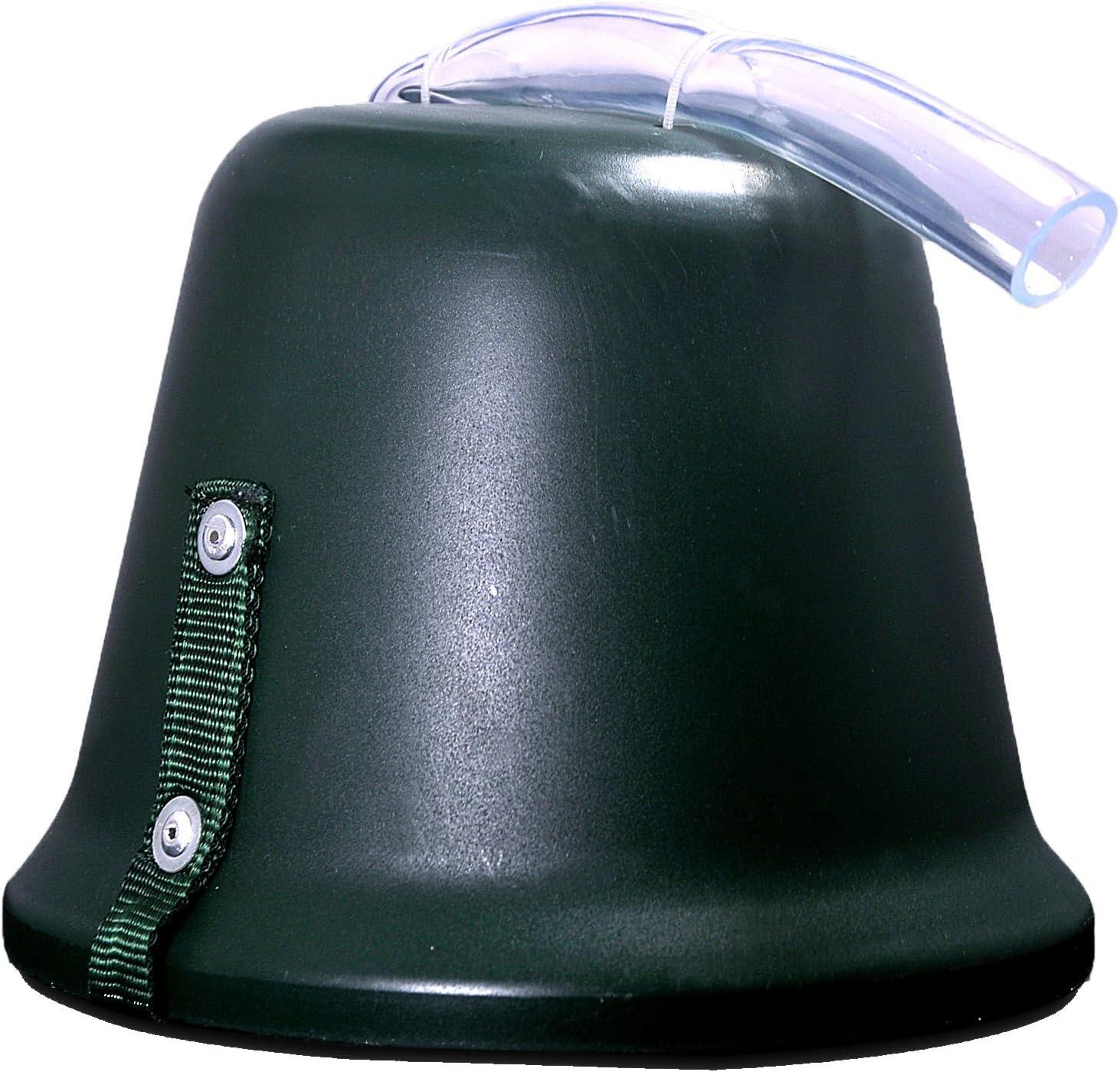 XMGreat - Bozal de plástico para inhalador de caballo