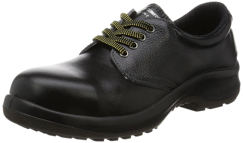 [ミドリ安全] 静電安全靴 JIS規格 短靴 プレミアムコンフォート PRM210 静電 B06WW41YHS 27.0 cm|ブラック ブラック 27.0 cm