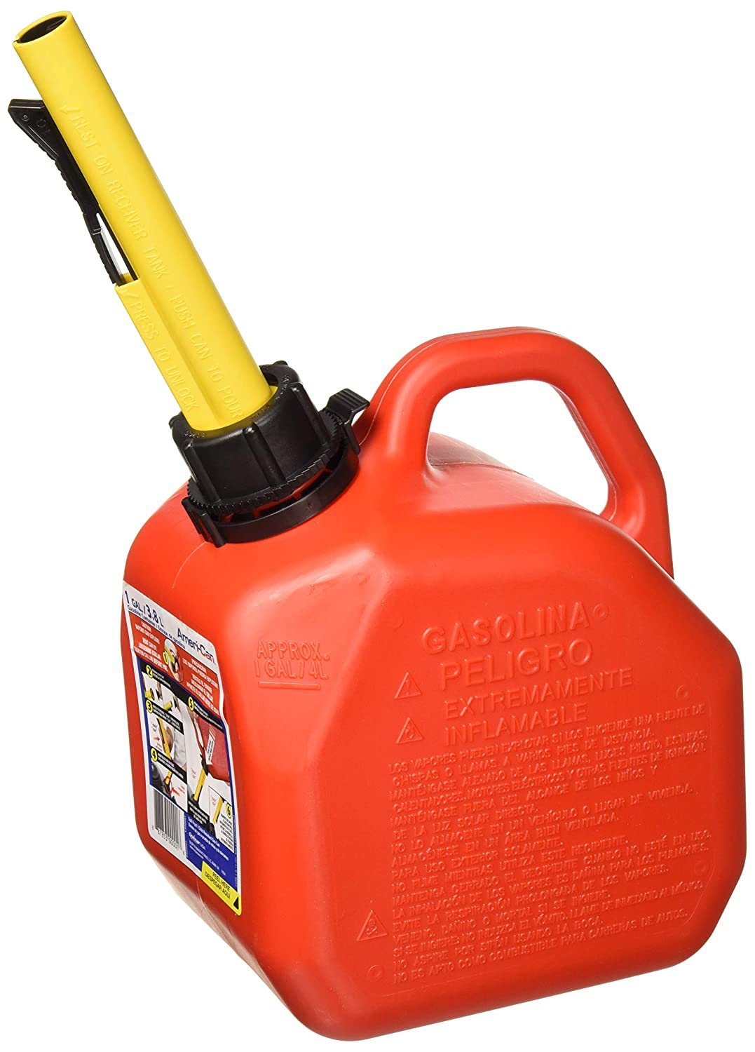 Scepter 00001 Lawn and Garden Tool Gas Cans