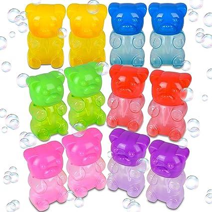 Amazon.com: artcreativity ositos de gominola burbujas ...