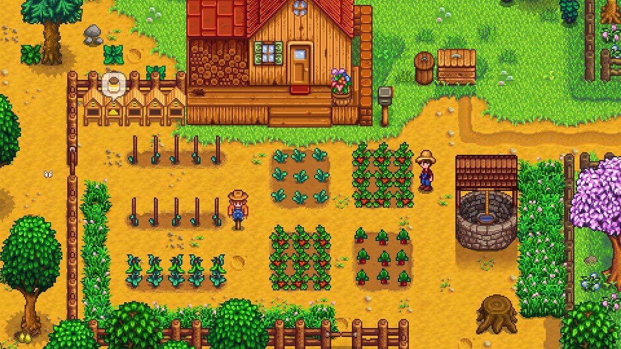 Amazon com: Stardew Valley - Nintendo Switch [Digital Code]: Video Games