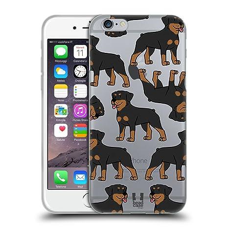 coque iphone 6 rottweiler