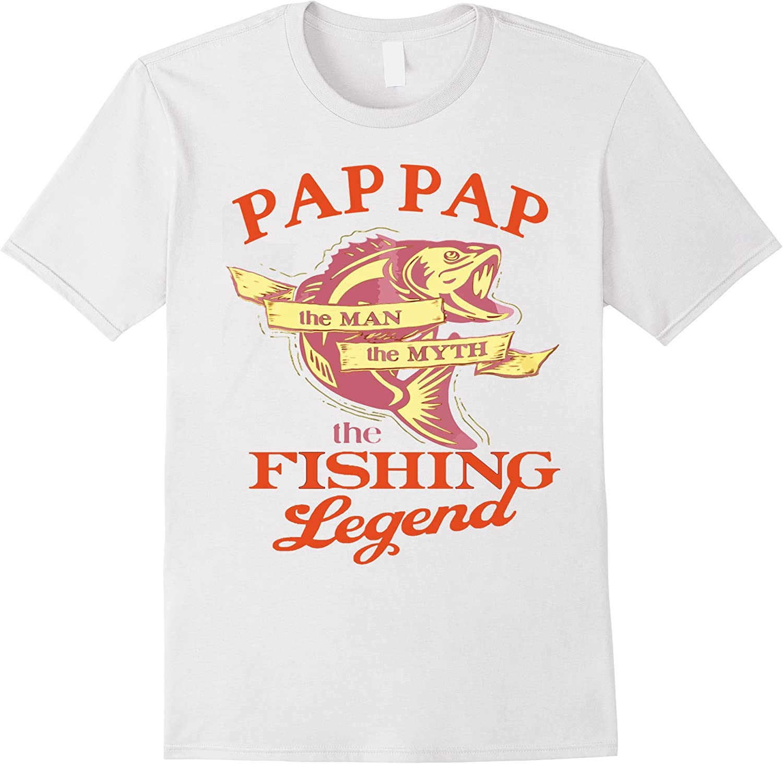 Camisa de Papa para hombre: Pap Pap el hombre el mito la ...