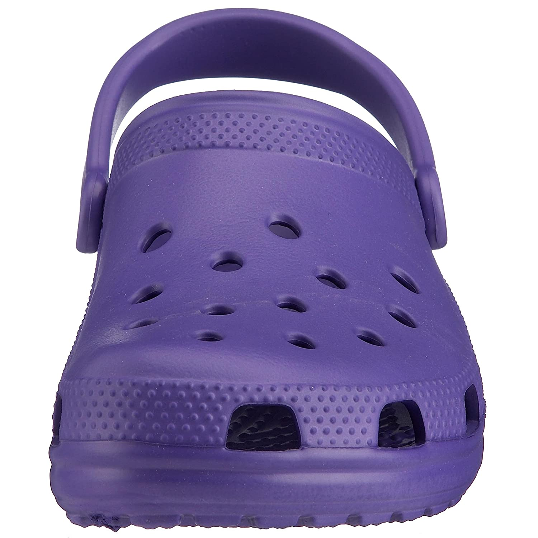 Crocs B071K9H7CS Ultravioleta Unisex Classic Crocs Clog Ultravioleta ...