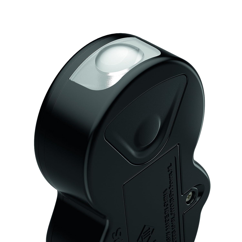 Philips Linterna 717679816 LED, 0.3 W, Negro