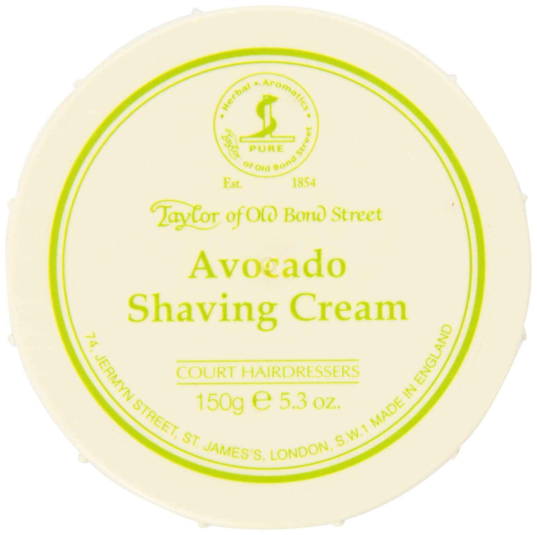 Taylor of Old Bond Street Crema de afeitar de aguacate 150 g 01006